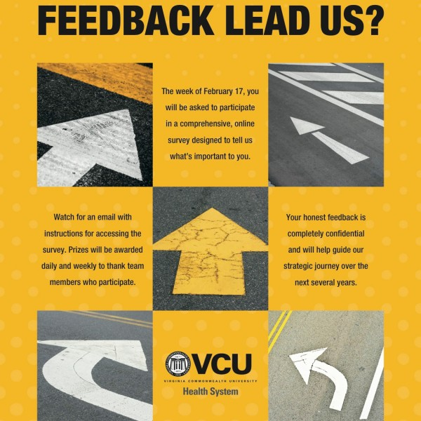 Employee Survey Print Ad