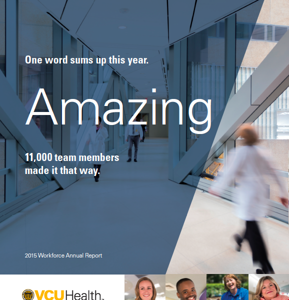 VCU Health 2015 Annual Report