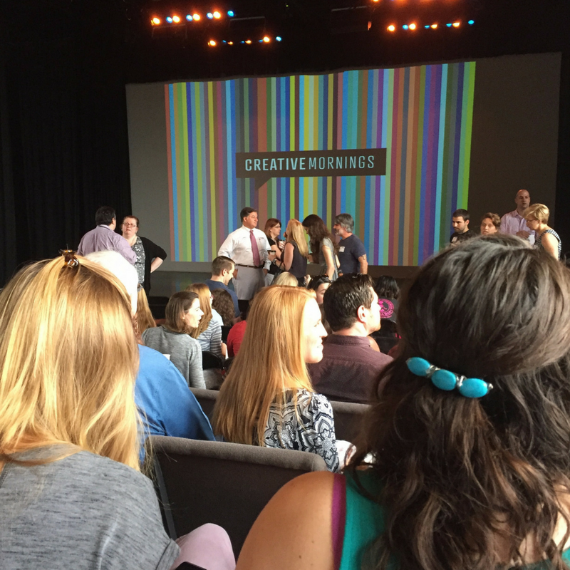 5 Reasons Why Creative Mornings is a Must See