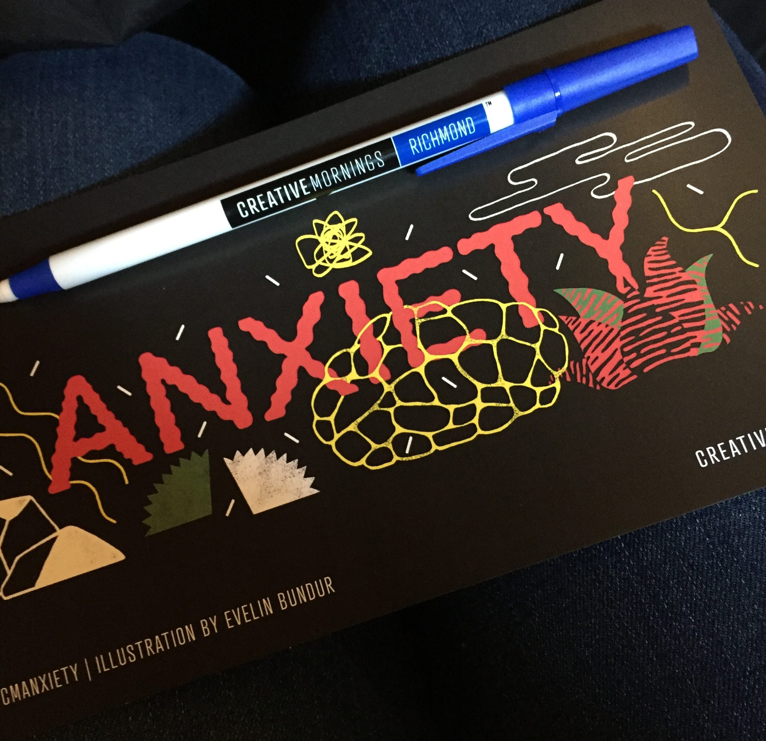 Finding Anxiety in Creativity